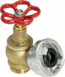 Mosazný ventil D25