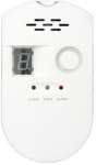Detektor plynu s alarmem