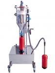 Mobilní prášková plnička PFF-III/SWN-50-ES
