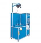 Vysokotlaké zkušební zařízení HD-TA-CFK-2TP