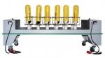 Sušicí zařízení na dvanáct lahví TR-K-12