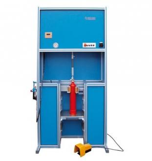 Zařízení pro zašroubování a vyšroubování ventilů, model EA 120