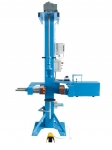 Zařízení pro zašroubování a vyšroubování ventilů, model EA-150