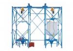 Rámová konstrukce s elektrickým řetězovým výtahem Big-Bag DM