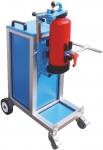 Pneumatické upínací a otočné zařízení PSDV I