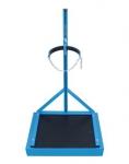 Digitální podlahová váha BW 200 50 XL
