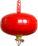 Automatický hasicí přístroj – SACLON